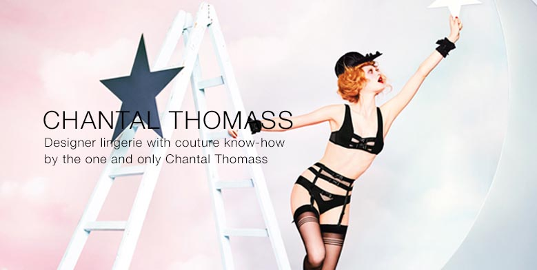 EXCLUSIVE Chantal Thomass Boutique