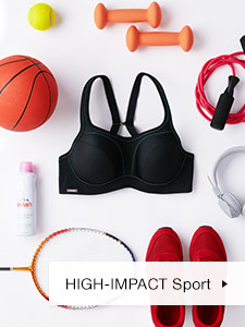 High Impact Convertible Sports Bra