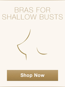 Bras for Shallow Bust